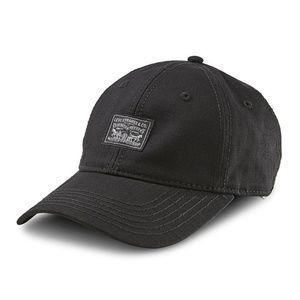 Levi's Black Dad's Baseball Hat